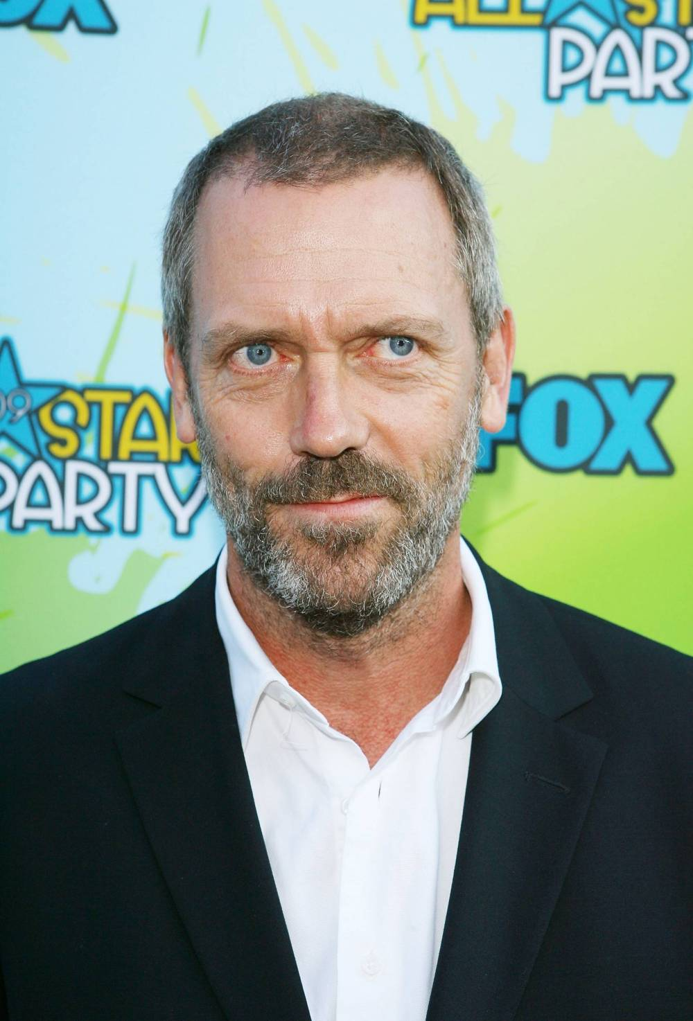 PAZZO? NO! HOUSE MD-HUGH LAURIE-GALLERY-FOX TCA SUMMER ...